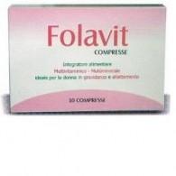 FOLAVIT 30 COMPRESSE