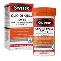 SWISSE OLIO KRILL 40 CAPSULE