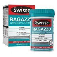 SWISSE MULTIVIT RAGAZZO 60 COMPRESSE