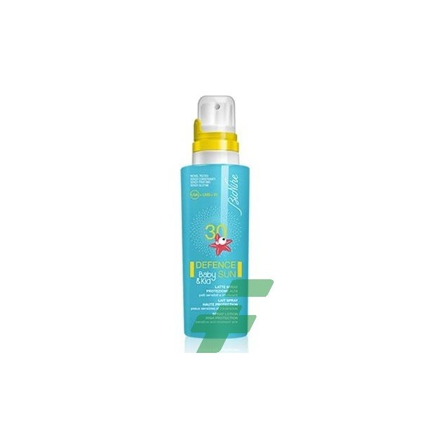 DEFENCE SUN 30 BABY&KID LATTE SPRAY PROTEZIONE ALTA 125 ML