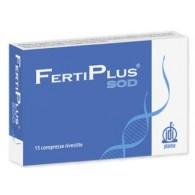 FERTIPLUS SOD 15 COMPRESSE RIVESTITE