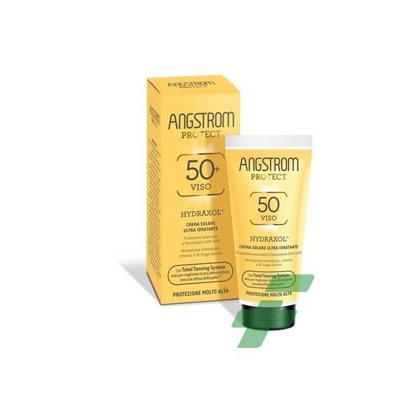 ANGSTROM PROTECT HYDRAXOL CREMA SOLARE ULTRA PROTEZIONE 50+ 50 ML