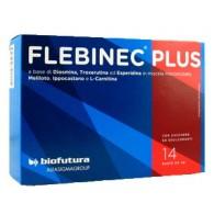 FLEBINEC PLUS 14 BUSTINE 4 G