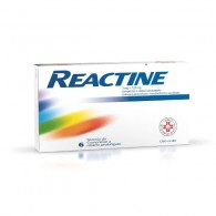 REACTINE 5 MG + 120 MG COMPRESSE A RILASCIO PROLUNGATO - 5 MG + 120 MG COMPRESSE A RILASCIO PROLUNGATO, 6 COMPRESSE IN BLIST...