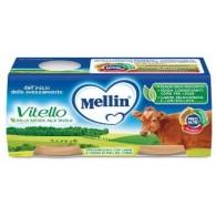 MELLIN OMOGENEIZZATO VITELLO 2 X 80 G
