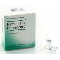 HEEL HAMAMELIS HOMACCORD 10 FIALE DA 1,1 ML L'UNA