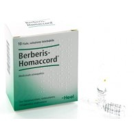 HEEL BERBERIS HOMACCORD 10 FIALE DA 1,1 ML