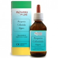 ARGENTO COLLOIDALE 10PPM 50 ML FLOWERS OF LIFE