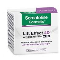 SOMATOLINE COSMETIC 4D FILLER NOTTE 50 ML