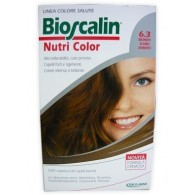 BIOSCALIN NUTRI COLOR 6.3 BIONDO SCURO DORATO SINCROB 124 ML