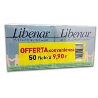 LIBENAR ISO 25 FIALE + 25 FIALE BIPACCO