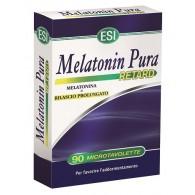 MELATONIN PURA RETARD 90 MICROTAVOLETTE