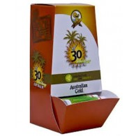 AUSTRALIAN GOLD SPF 30 LIP BALM DISPLAY 36 PEZZI