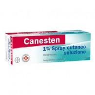 CANESTEN - 1% SPRAY CUTANEO  40 ML CON POMPA DOSATRICE - 1