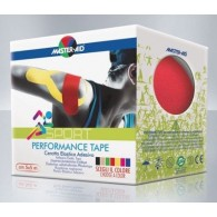 MASTER-AID S PERFORM RED TAPING NEUROMUSCOLARE 5 CM X 5 MT - 1