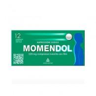 MOMENDOL 220 MG CAPSULE MOLLI 12 CAPSULE - 1