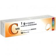 MASSIGEN DAILYVIT+ C VITI 1G DI VITAMINA C EFFERVESCENTE 20 COMPRESSE - 1