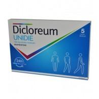 DICLOREUM UNIDIE 136 MG 5 CEROTTI MEDICATI - 1