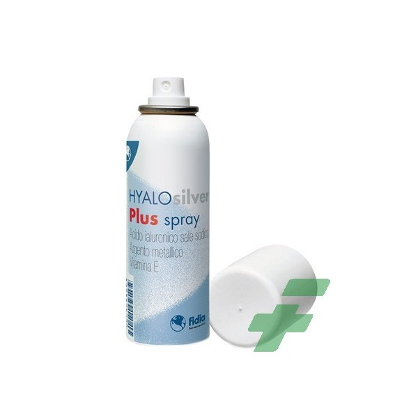 HYALOSILVER PLUS SPRAY 125 ML