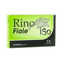 RINOAIR ISO 10 FIALE DA 5 ML