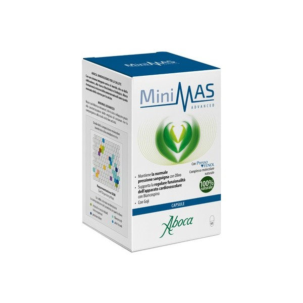 MINIMAS ADVANCED 60 CAPSULE