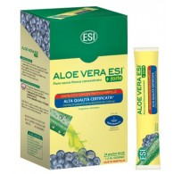 ALOE VERA SUCCO + FORTE MIRTILLO 24 POCKET DRINK