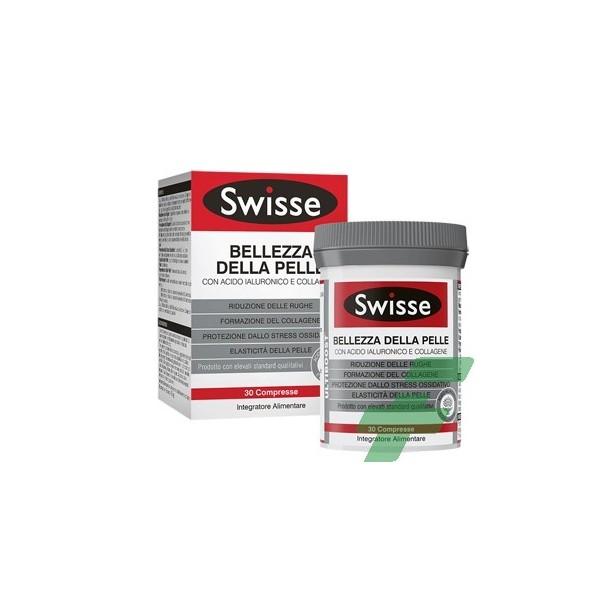 SWISSE BELLEZZA DELLA PELLE 30 COMPRESSE