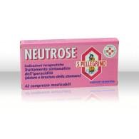 NEUTROSE S. PELLEGRINO COMPRESSE MASTICABILI - COMPRESSE MASTICABILI, 42 COMPRESSE