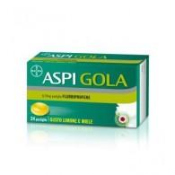 ASPI GOLA 8,75 MG PASTIGLIE...