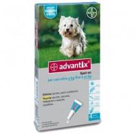 ADVANTIX SPOT ON*4PIP 1ML 4-10 - 1