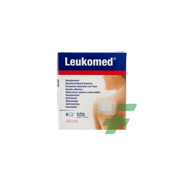 LEUKOMED MEDICAZIONE POST-OPERATORIA IN TESSUTO NON TESSUTO 8 X 10 CM