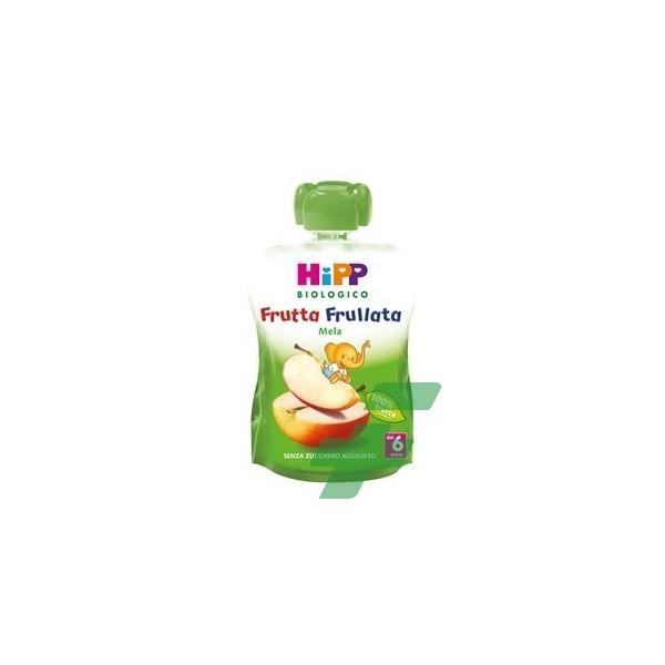 HIPP BIO HIPP BIO FRUTTA FRULLATA MELA 90 G
