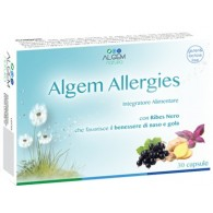ALGEM ALLERGIES 30 CAPSULE DA 400 MG