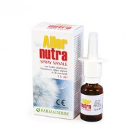 ALLER NUTRA SPRAY NASALE MARCHIO CE 15 ML