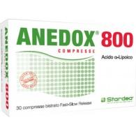 ANEDOX 800 30 COMPRESSE BISTRATO 1400 MG