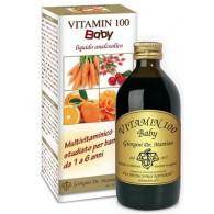 VITAMIN 100 BABY LIQUIDO ANALCOOLICO 200 ML