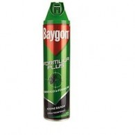 INSETTICIDA BAYGON SCARAFAGGI E FORMICHE PLUS SPRAY 400 ML