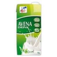 FSC AVENA DRINK BEVANDA DI AVENA BIO VEGAN SENZA ZUCCHERI AGGIUNTI 1 LT