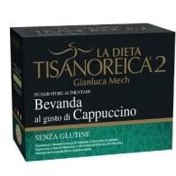 BEVANDA CAPPUCCINO 28,5 GX4 CONFEZIONI TISANOREICA 2 BM