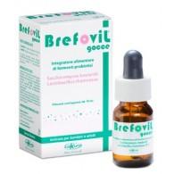 BREFOVIL GOCCE 10 ML + 1 BUSTINA SENZA GLUTINE