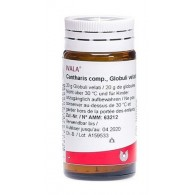 WALA CANTHARIS COMPOSITUM GLOBULI 20 G
