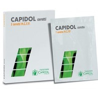 CEROTTO DERMICO CAPIDOL HIGH CONCENTRATION FROZEN PHOSPHOLIPO 5 CEROTTI