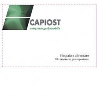 CAPIOST 20 COMPRESSE GASTROPROTETTE 28 G