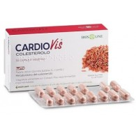 CARDIOVIS COLESTEROLO 30 CAPSULE CONFEZIONE DOPPIA