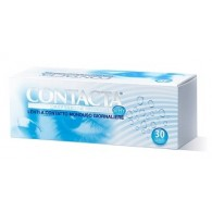 CONTACTA DAILY LENS SILICONE HYDROGEL 30 LENTI MONOUSO GIORNALIERE -4,00 DIOTTRIE