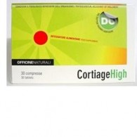 CORTIAGE HIGH 30 COMPRESSE 550 MG