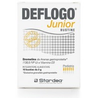 DEFLOGO JUNIOR 10 BUSTINE