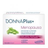 DONNAPLUS+ MENOPAUSA 30 COMPRESSE + 30 CAPSULE