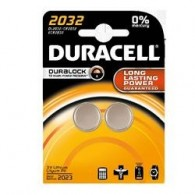 DURACELL SPECIALITY 2032 2 PEZZI