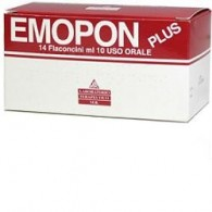 EMOPON PLUS 14 FLACONCINI